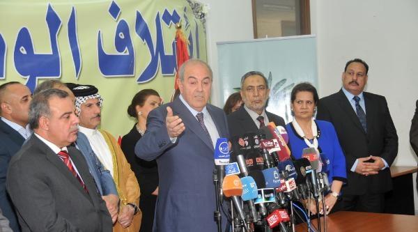 Allavi: Maliki'nin Üçüncü Dönem Başbakan Olmasına Karşıyız