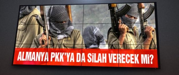 Alman Başbakanı açıkladı: PKK'ya da silah verilecek mi?
