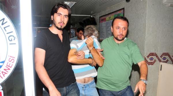 Alman Çiftin Cinayet Şüphelisi Alanya'ya Getirildi