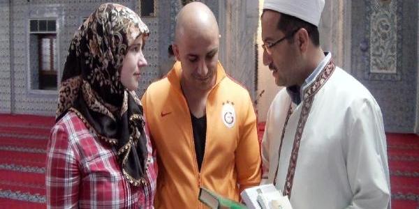 Alman Gelin Janet, Şanliurfa'da Müslüman Oldu