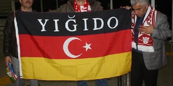 Alman Hotz'un Sivasspor Sevgisi