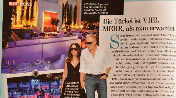 Alman Magazin Dergisi, Türkiye Turizmini Övdü Cennetin Adresi Türkiye