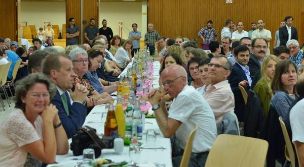 Alman Milletvekilleri Son İftarda Türklerle Buluştu