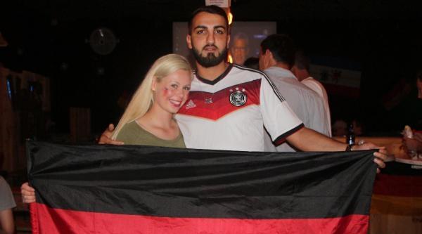 Alman Patriot Birliği'nde Dünya Kupası Heyecanı
