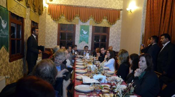 Alman Turizmcilere Kayseri Mutfağını Vali Tanıttı