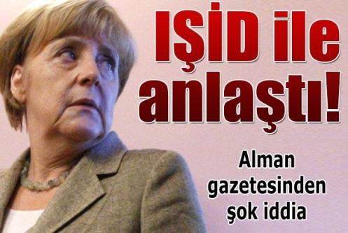 Almanya rehine için IŞİD ile anlaştı!