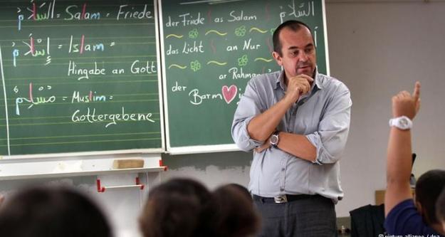 Almanya'da bir ilk: İslam dersleri...