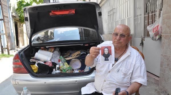 Almanya'dan Döndü, Evinde Suriyelileri Buldu