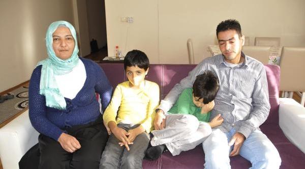 Almanya'dan Öz Çocuklarini Türkiye'ye Kaçirma Davasi Başladi