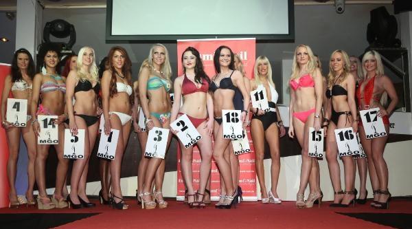 Almanya'nın Top Modeli Türk Diskoteğinde Seçildi