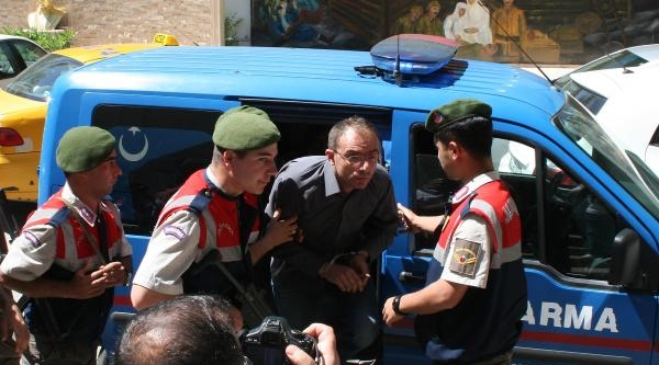 Alp Ali Şen'in Öldüğü Kaza /// Gözaltına Alınan Kamyon Sürücüsü Adliyeye Sevk Edildi