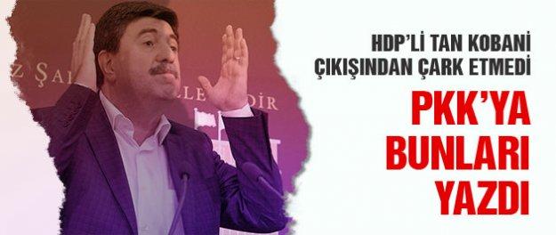 Altan Tan'dan Mustafa Karasu'ya açık mektup!