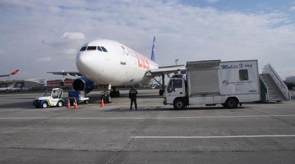 'altin Dolu Uçak' Meclis Gündeminde