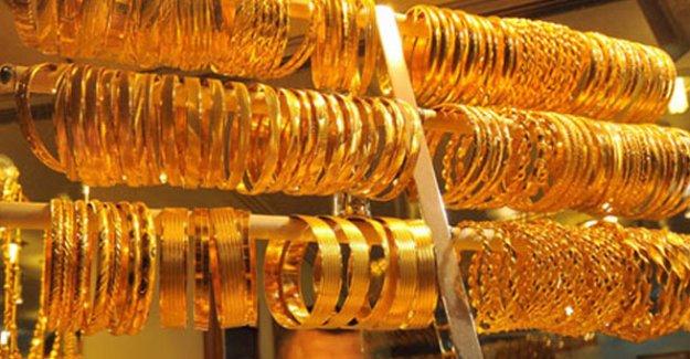 Altın fiyatında 'güvenli liman' alımlarıyla tırmanış sürüyor...