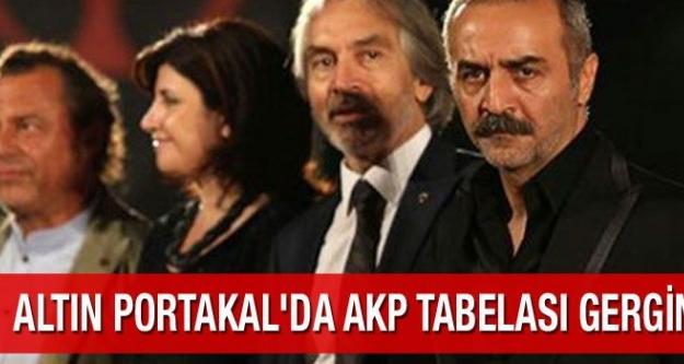 Altın Portakal Film Festivali'nde AK Parti Krizi...