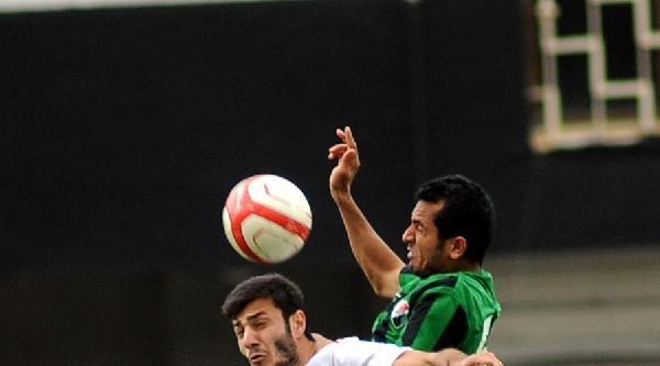 Altınordu - Körfez Futbol Kulübü: 3-2