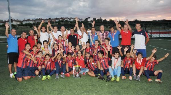 Altınordu U13 Türkiye Şampiyonu