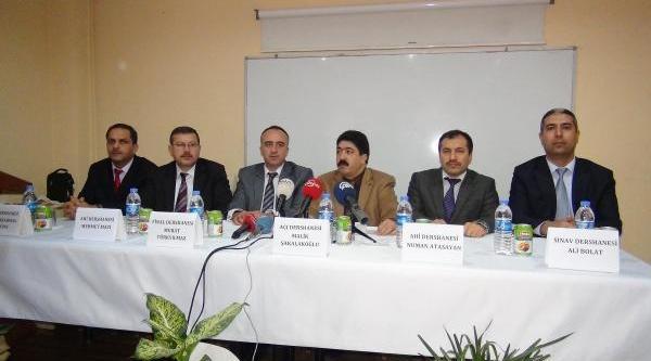 Amasya'da Dershanecilerden Kapatma Tepkisi