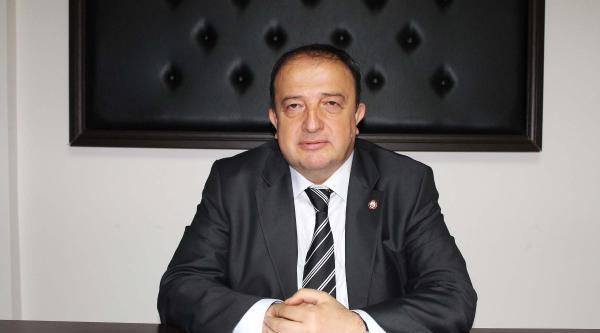 Amasya'da Eczacılık Günü Etkinliği İptal Edildi, Harcanacak Para Soma'ya Gönderilecek