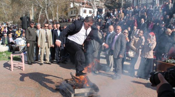 Amasya'da Nevruz Kutlandı