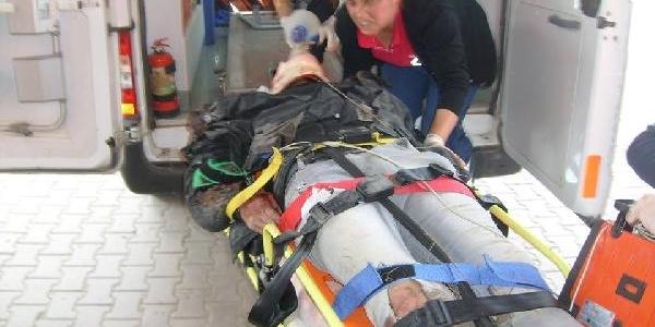 Amatör Futbolcu, Motosiklet Kazasinda Öldü