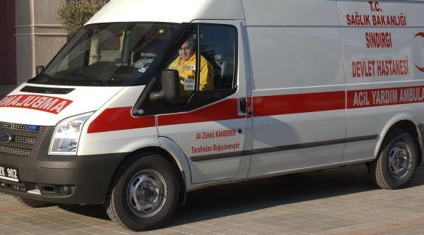 Ambulans Bağişladi, Doktor Istedi