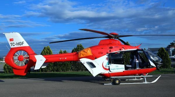 Ambulans Helikopterler Artık Gece De Uçabilecek
