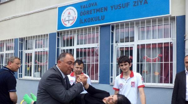 Ambulansla Gelip, Sedyede Oy Kullandı; Salman'ın Kahramanı Oldu