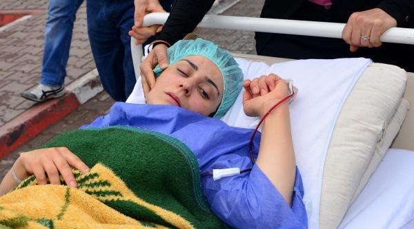 Ameliyat Yatağı İle Başka Hastaneye Götürülen Kadın Taburcu Oldu