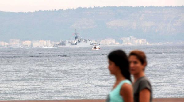 Amerikan Ve Fransız Savaş Gemileri Karadeniz'e Çikiyor