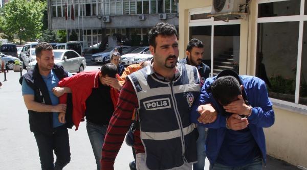 Anadoluda Dolandırdılar İstanbul Da Yakalandılar