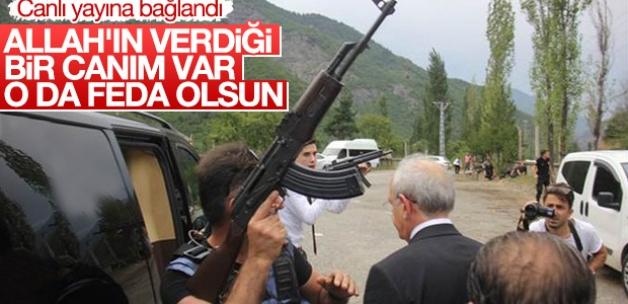 Kılıçdaroğlu açıklama yaptı