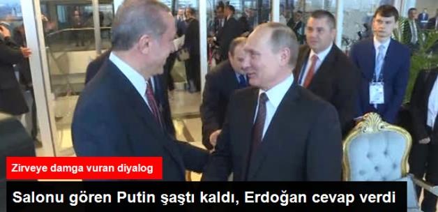 Erdoğan'dan Putin'e: İyi Çalışma Yapacağız