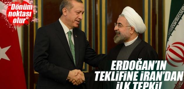 Cumhurbaşkanı Erdoğan'ın teklifi İran'ı mest etti!