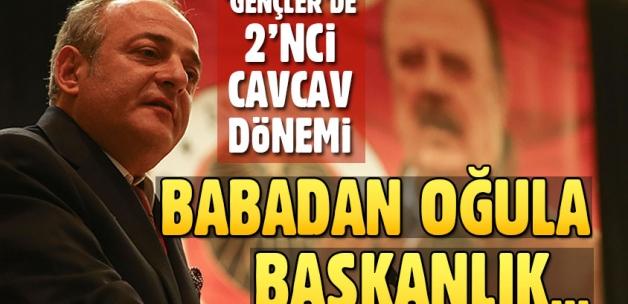 Murat Cavcav Gençlerbirliği'nin yeni başkanı seçildi