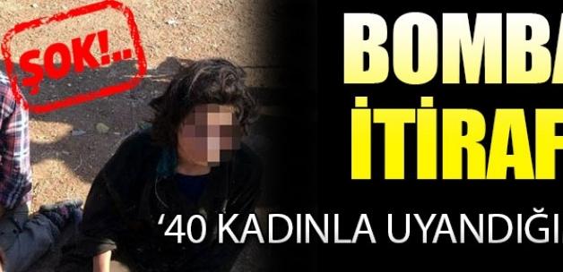 Yakalanan kadın teröristin pişmanlığı iddianamede
