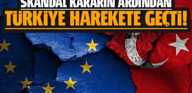 Türkiye'den AKPM resti!