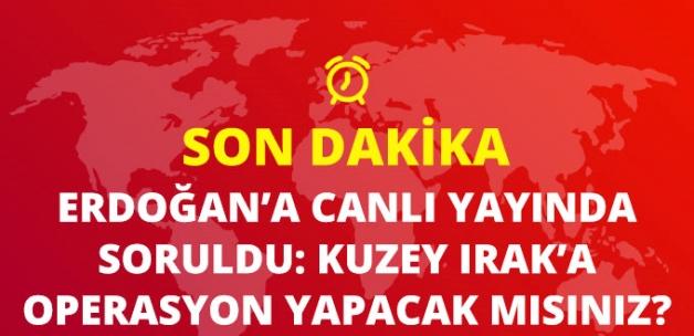 Erdoğan'dan ABD ve Kuzey Irak'a Sert Mesajlar