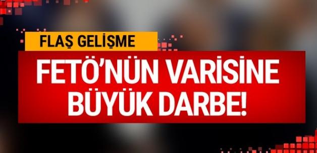 FETÖ'nün varisi Mustafa Özcan'a büyük darbe!