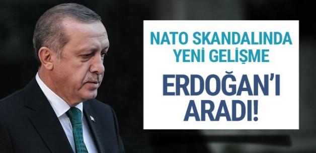 NATO skandalında flaş gelişme! Erdoğan'ı aradı