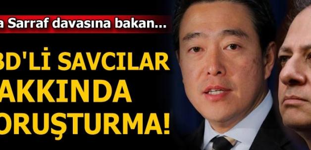 İstanbul Cumhuriyet Başsavcılığı'ndan Sarraf dosyasına bakan savcılara soruşturma