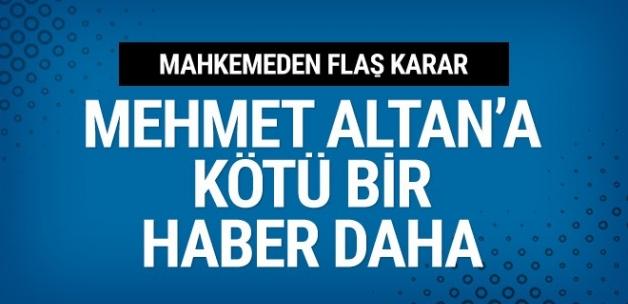 Mehmet Altan'a bir kötü haber daha mahkemeden flaş karar