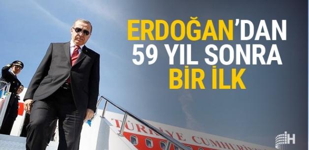 Cumhurbaşkanı Erdoğan Papa ile görüşecek