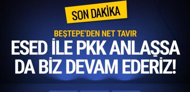 Esed'le PKK anlaştı mı ? İbrahim Kalın'dan net tavır
