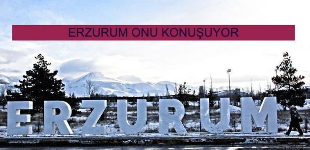 Erzurumu Değiştiren Adam-Erzurum Onu Konuşuyor.