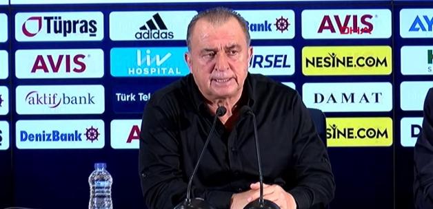 Fatih Terim'den Alanyaspor maçı sonrası flaş sözler