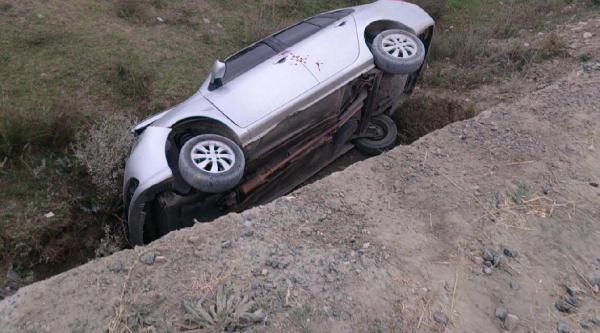Andırın'da Otomobil Devrildi: 6 Yaralı