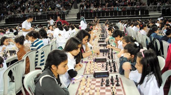 Ankara Arena'da 2 Bin 249 Kişilik Santraç Turnuvası