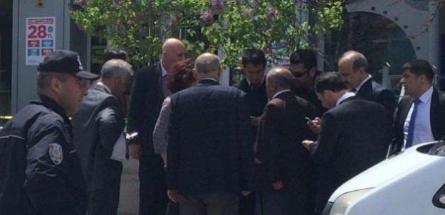Ankara'da rehine krizi! 1 yaralı var!