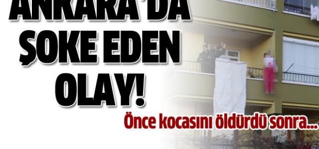 Ankara ' da Soke Eden Olay !